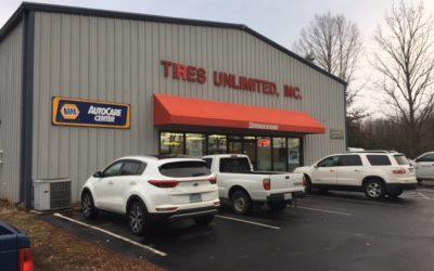 Business Spotlight: Tires Unlimited