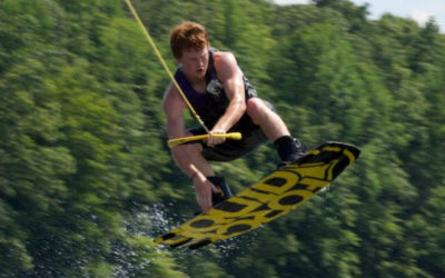 Youth Experience Faith-Filled Adventures with Wake on Water
